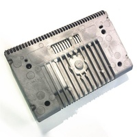 Customized Magnesium Die Casting Electronic Instrument Enclosures