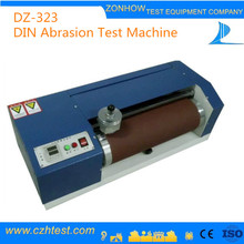 DIN Wear Abrasion Testing Machine With Leather