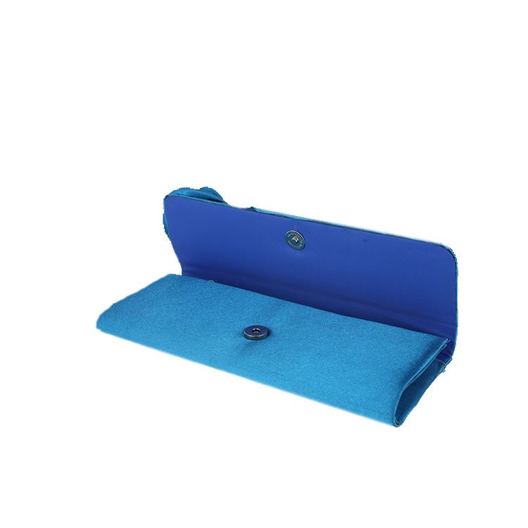 Factory supply good quality ladies beautiful clutch