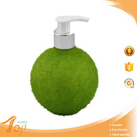 Green Moss Finished Sprayer Bottle