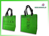 Business use tote bag non woven bags for Dusseldorf Exhibition(good quality hand bag)
