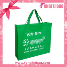 Durable in use recycled plastic bottle tote bag
