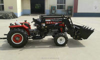 farm tractor front loader mini