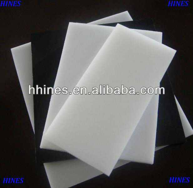 white abs board/ABS/PP/ldpe/hdpe/ps any Color Plastic Sheet