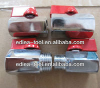 CE CERTIFICATES Mini ball valve for air compressor
