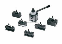 Quick Change Piston Type Tool Post and Tool Holders for CNC, Made in China