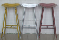 modern barstool metal kitchen high chair / wholesale bar stools china / wrought iron bar stools