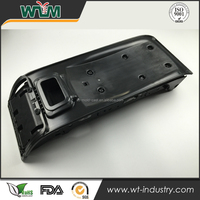 Brand mold base ABS material hot runner vehicle mould Auto parts plastic molding for handrail