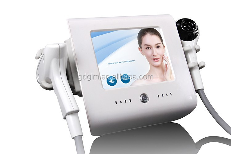 Popular Thermally machine RF fractional RF Skin tightening face lifting machine