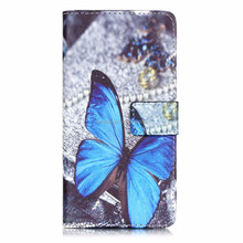 wholesale low MOQ tpu+leather phone case for Huawei P9 lite with stand function cover case with card slot IMD craft colors print