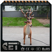 Cet-A-1456 baby decorative animal lighting deer statue cute animal for kids