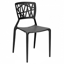 Dining room hot sale colored chair air plastic chairs