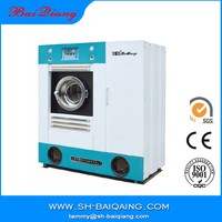 Solvent cleaning electric steam boiler