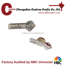 Custom silver blank lapel pins china,uae button badge
