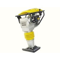 Electric tamping rammer machine