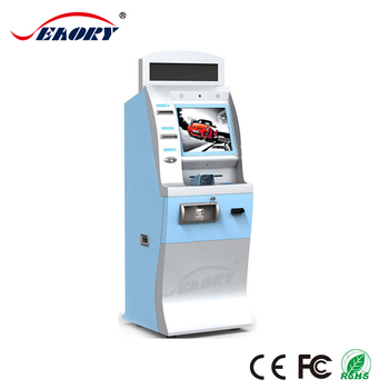 Interactive Internet kiosk Self-service Cash Dispensing Kiosk