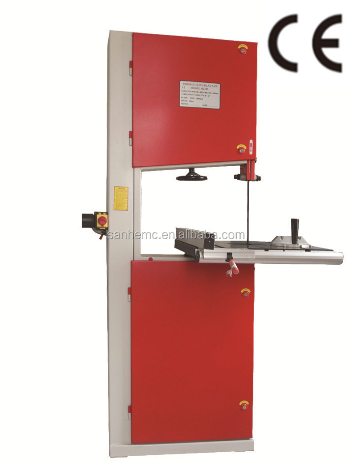 Vertical Wooden Band Saw,Woodworking Band Saw,Wood Cutting ...