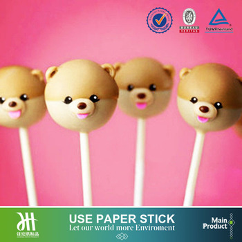 wholesale cake pops lollipop paper sticks