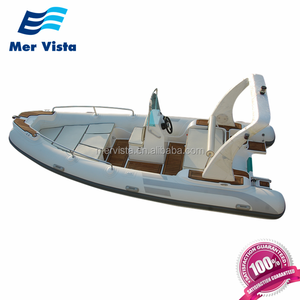 Electric Rib 550 Tour Seat Wooden Luxury Speed Boat Yacht