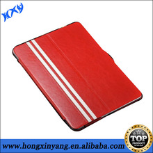 For iPad air ultra-thin waterproof case cover skin,foldable stand case