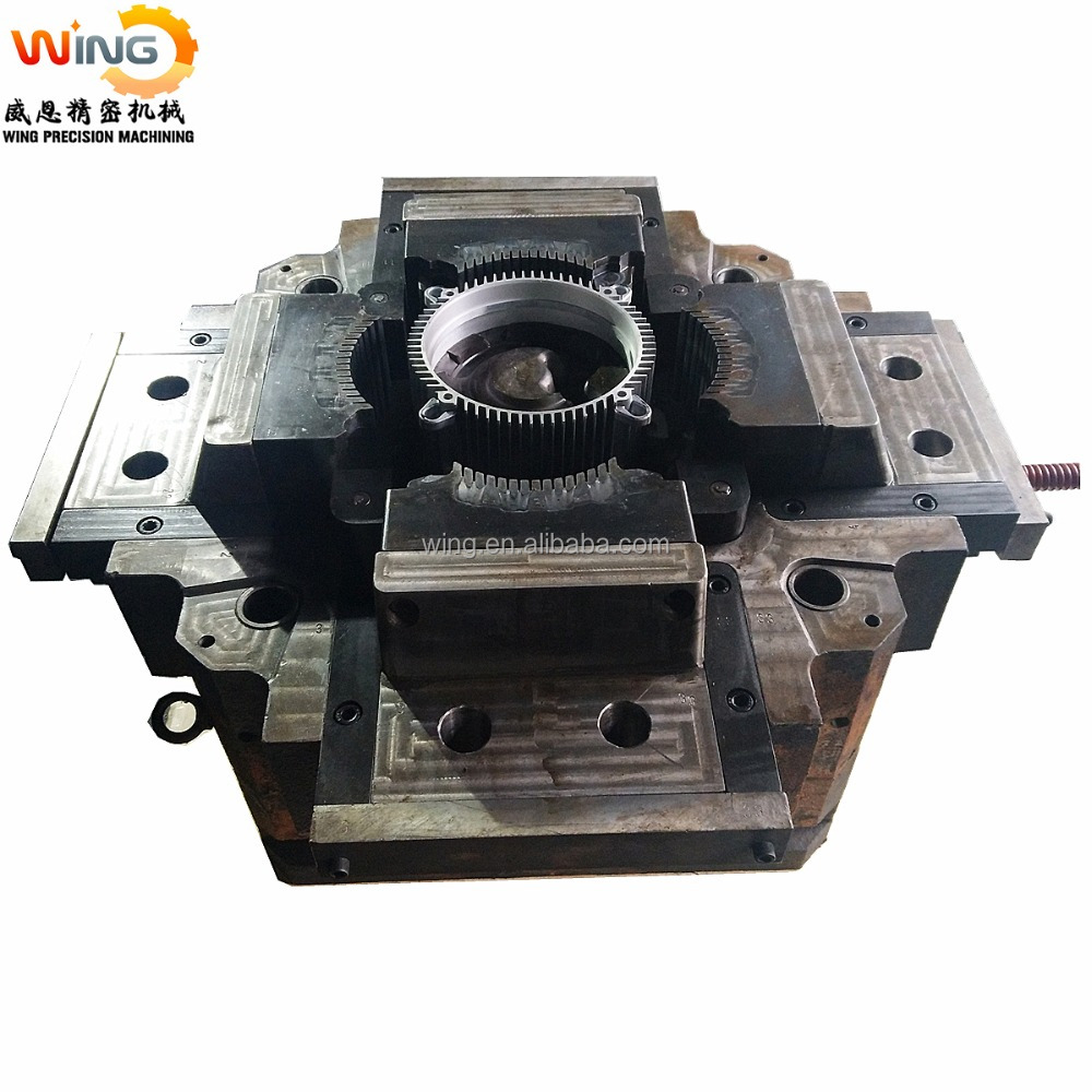 custom cast making aluminum die casting mould