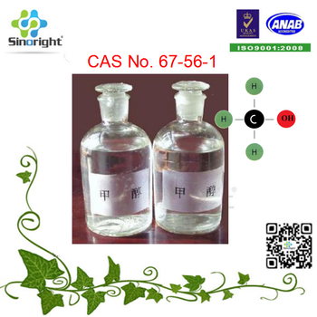 China suppliers best price 67-56-1 Methanol suppliers