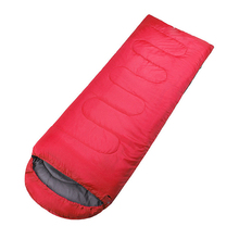 Hot Sale Envelope Outdoor Single Sleeping Bag for Camping Travel Hiking