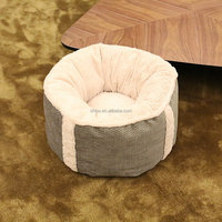 Plush pet accessories for dog bed from shanghai