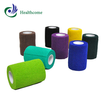 Medical materials wound dressing product nonwoven cohesive body wrap bandages