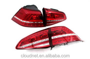 LED Tail Light Set For Volkswagen Golf MK7
