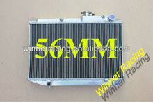 56MM Aluminum Alloy Radiator for Toyota Corolla AE86 GTS 4AGE (MT) 1983-1987