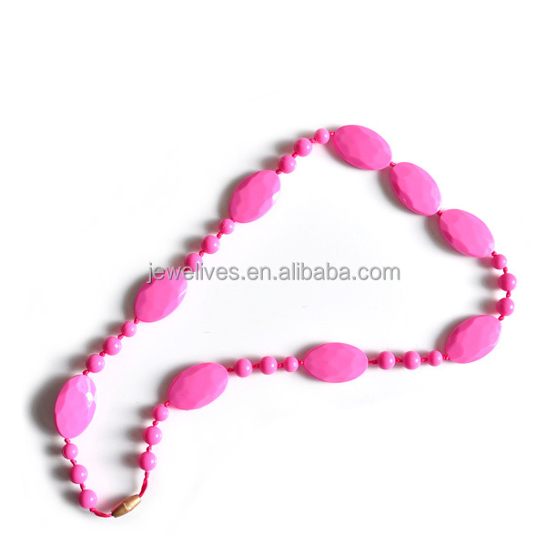 Cheap price non toxic bpa free silicone beads