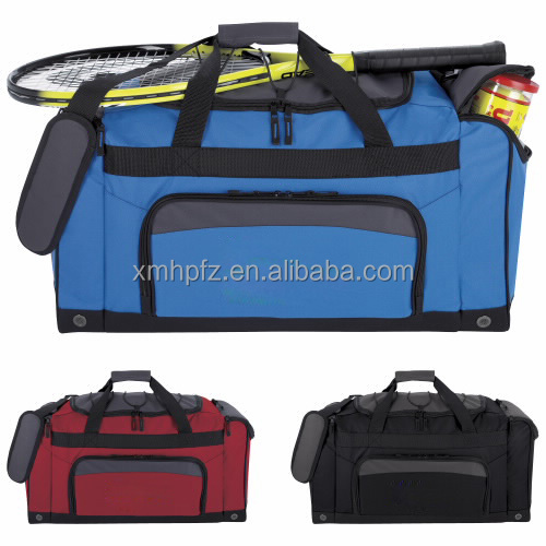 wholesale china cheap promotion sport duffel gym bag