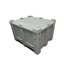 Wholesale Cheap hot sale magnum unfolding plastic pallet box