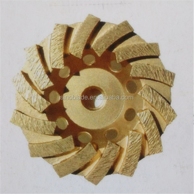China Diamond cutting wheel 105mm for concrete glass