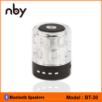 2016 Alibaba Hot Sell New Arrival Party Disco Light Bluetooth Speaker with FM /TF from Professional Bluetooth Speaker Factory