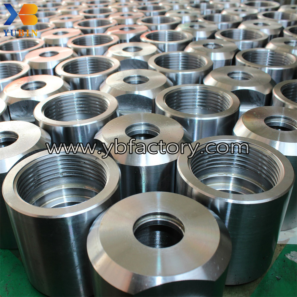 Customized Threaded Flange Bushings According to Drawings