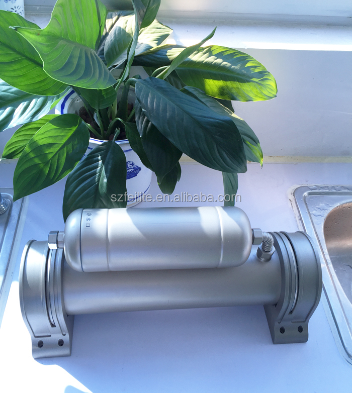 stainless steel UF home water filter plant purification machine