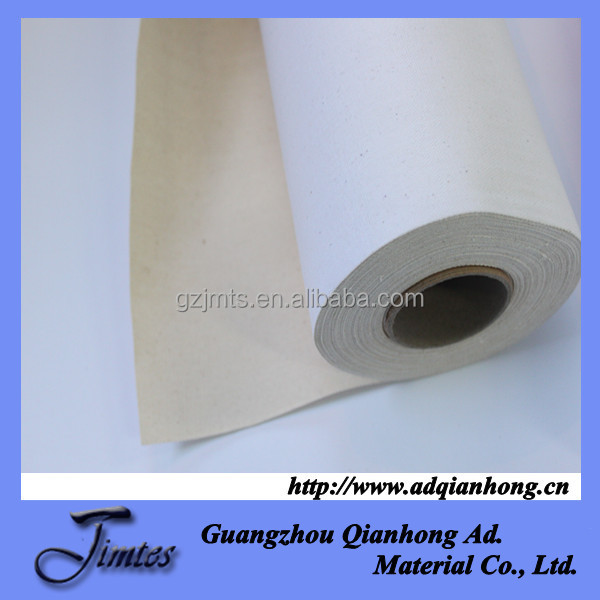 advertising dye canvas fabric characteristics