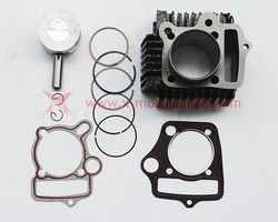 125cc ATV QUAD DIRT BIKE ENGINE CYLINDER KIT WITH HEAD PISTON RING PIN SET