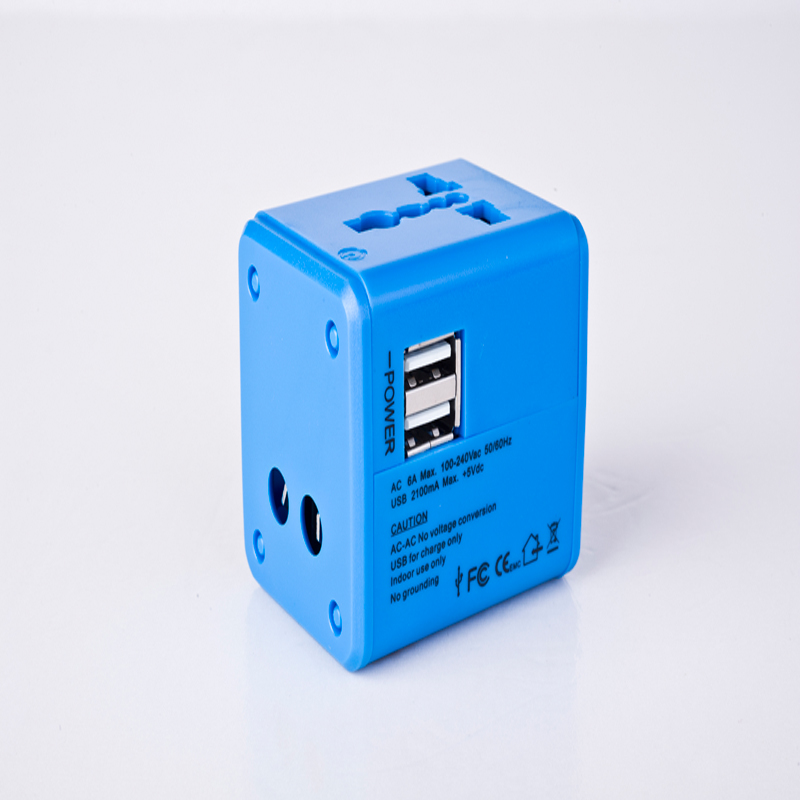 Universal Electric Converter Power Adapter World Usb