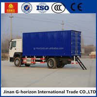 China Mini 4x2 Van Truck For