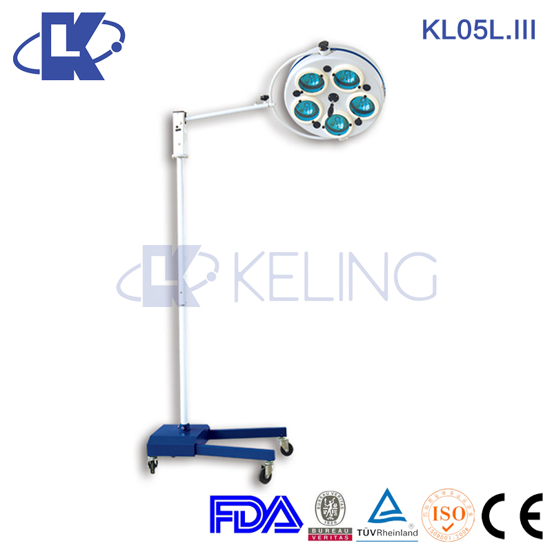 KL05L.III gynecology examination operating lamps