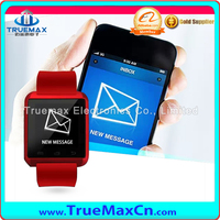 Alibaba China CE RoHS Approved Bluetooth Watch U8, Sport Smart Watch Wrist U8 for IOS Android