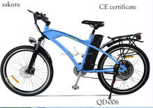 exporting style 36v 250w electrical mountain bike