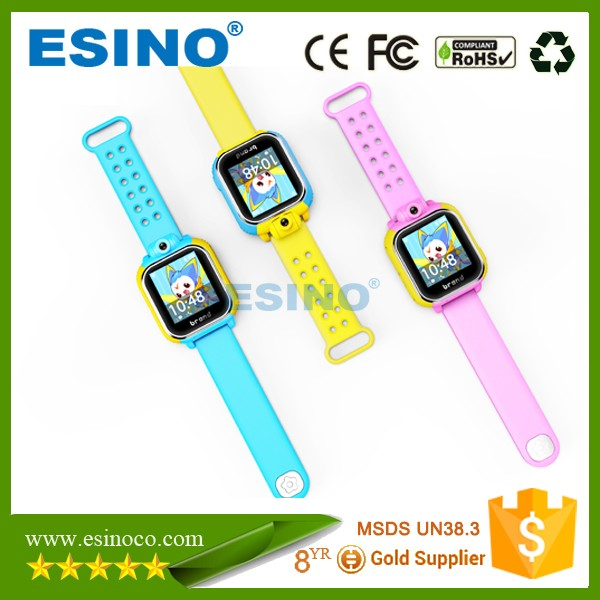 3G Smart Kids GPS Tracker Watch with Camera