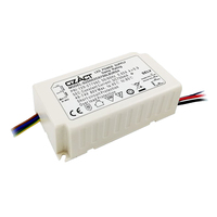 0-10V Power Supply 50W 700 -1500mA Triac Dimmable Led Driver