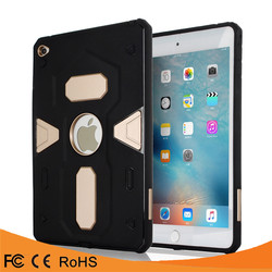 New Arrival Tough Armor Hybrid Combo Shockproof Back Cover Case For ipad mini 4