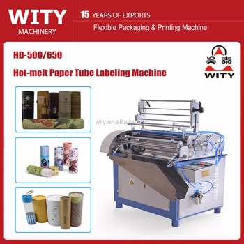 Automatic Paper Tube Labeling Machine price