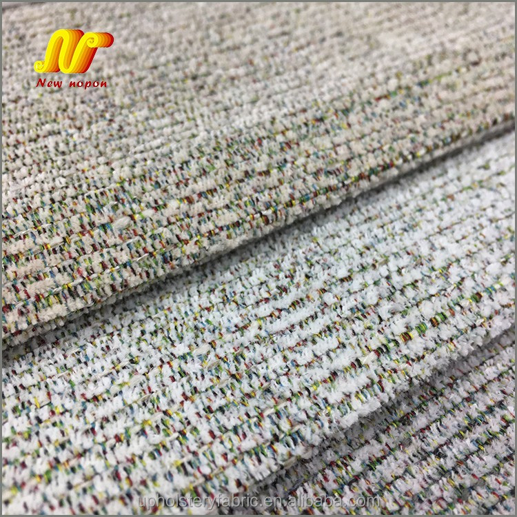 Dubai Super Poly Spun Fire Retardant Canvas Sofa Upholstery Fabric